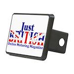 Just British Online Rectangular Hitch Cover