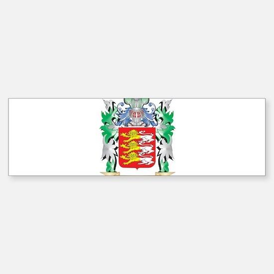 O'Brien Coat of Arms - Family Crest Bumper Bumper Bumper Sticker