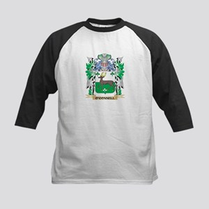 O'Connell Coat of Arms - Family Cr Baseball Jersey