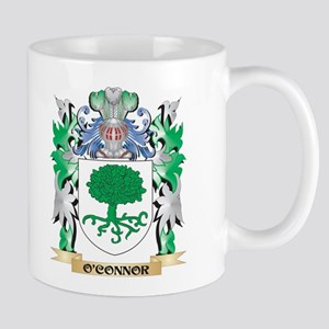 O'Connor Coat of Arms - Family Crest Mugs
