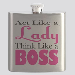 think like a boss Flask