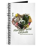 I Heart Florida's Wild Orchids Journal