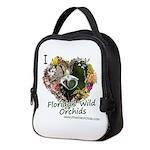 I Heart Florida's Wild Orchids Neoprene Lunch
