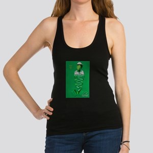 Citing Sources Racerback Tank Top
