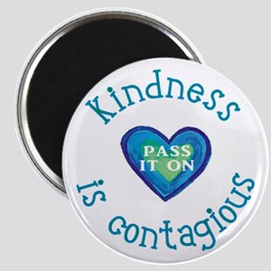 Kindness--Pass it On Magnets