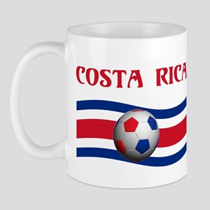 TEAM COSTA RICA WORLD CUP Mug