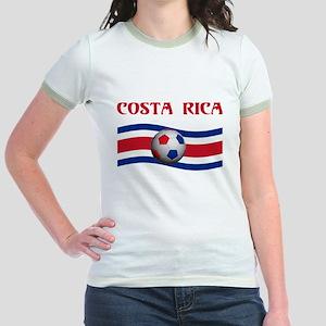 TEAM COSTA RICA WORLD CUP Jr. Ringer T-Shirt
