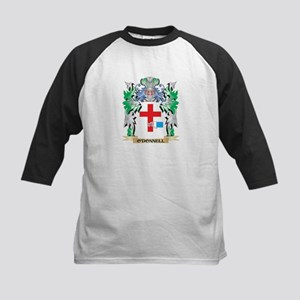 O'Donnell Coat of Arms - Family Cr Baseball Jersey
