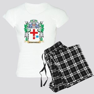 O'Donnell Coat of Arms - Fa Women's Light Pajamas