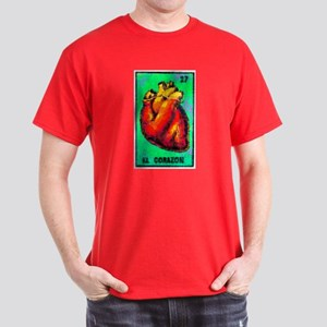 El Corazon Dark T-Shirt