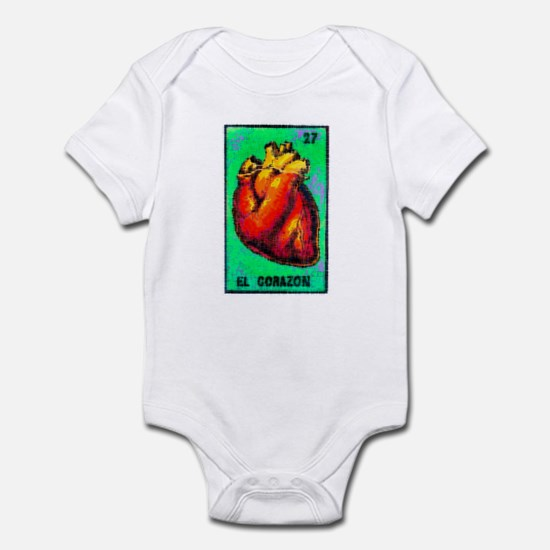 El Corazon Infant Bodysuit