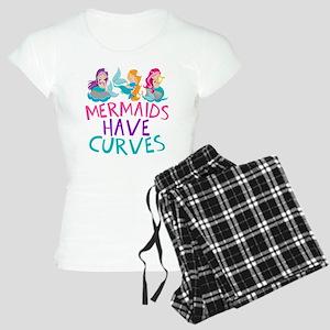 Curvy Mermaid Women's Light Pajamas