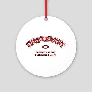 Juggernaut Ornament (Round)