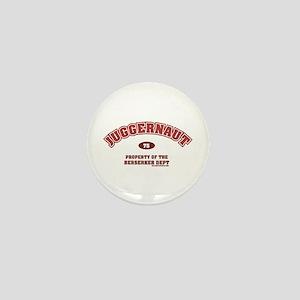 Juggernaut Mini Button
