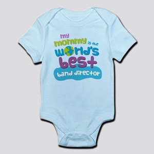 Band Director Gift for Kids Infant Bodysuit