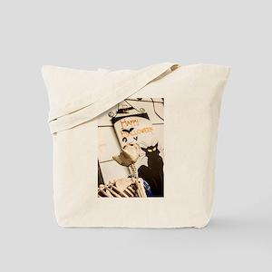 Halloween Cats Tote Bag