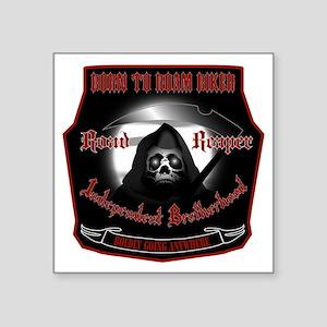 Born To Roam Reaper Sticker