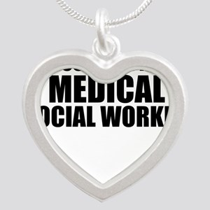 Trust Me, I'm A Medical Social Worker Necklaces