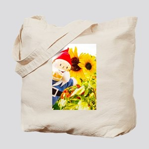 Sunflower Gus Tote Bag