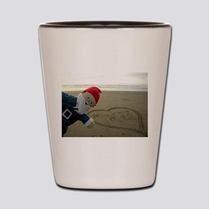 Marry Me Gnome Shot Glass