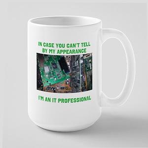I'm an IT professional Mugs