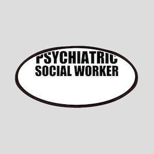 Trust Me, I'm A Psychiatric Social Worker Patch