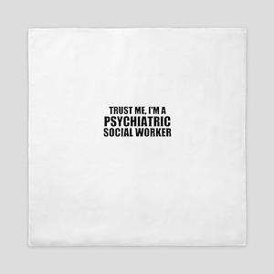 Trust Me, I'm A Psychiatric Social Worker Queen Du