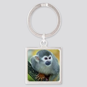 Monkey004 Keychains