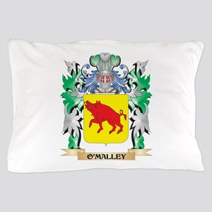 O'Malley Coat of Arms - Family Crest Pillow Case