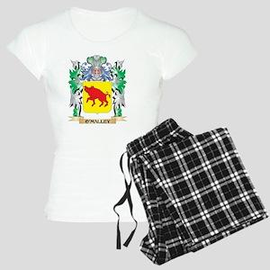 O'Malley Coat of Arms - Fam Women's Light Pajamas