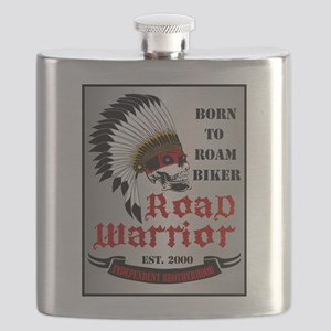 Road Warrior Flask