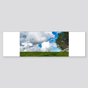 Wonderful views of nature creativit Bumper Sticker