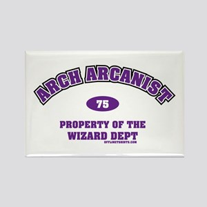 Arch Arcanist Rectangle Magnet