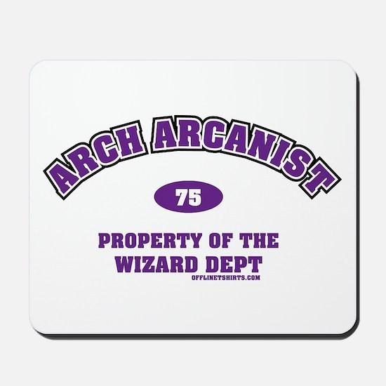 Arch Arcanist Mousepad