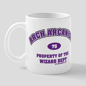 Arch Arcanist Mug