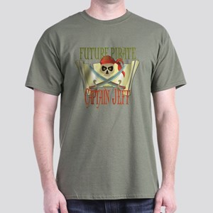Captain Jeff Dark T-Shirt