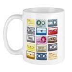 Mixtapes Color Cassette Mug