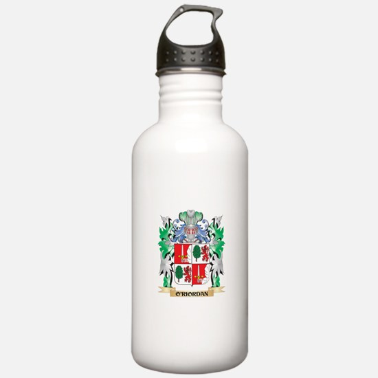 O'Riordan Coat of Arms Water Bottle
