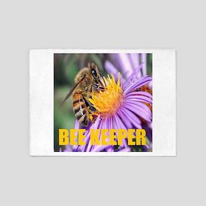 Bee Keeper 5'x7'Area Rug