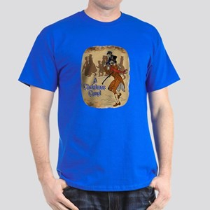 Tiny Tim & Bob Cratchit Dark T-Shirt