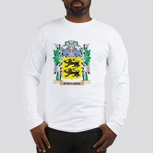 O'Rourke Coat of Arms - Family Long Sleeve T-Shirt