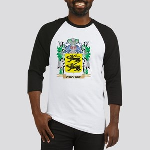 O'Rourke Coat of Arms - Family Cre Baseball Jersey