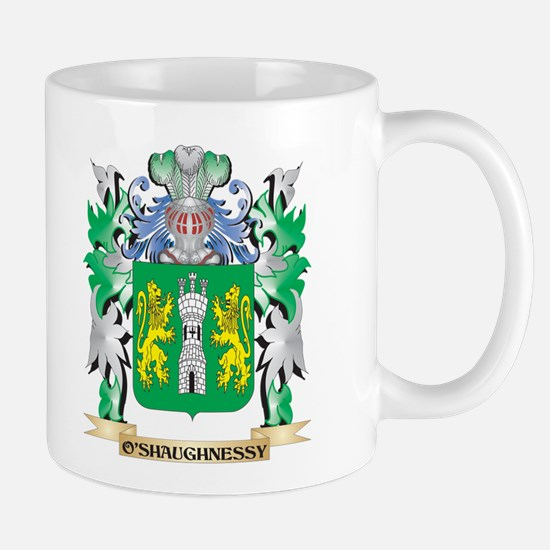 O'Shaughnessy Coat of Arms - Family Crest Mugs