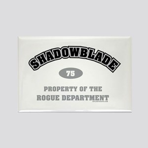 Shadowblade Rectangle Magnet