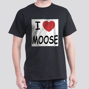 I heart moose T-Shirt