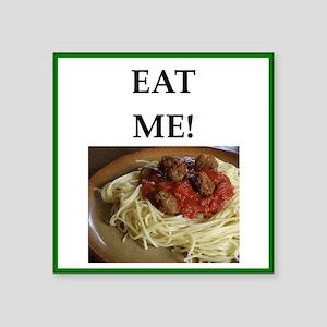 funny meat joke Sticker