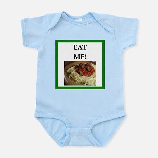 funny meat joke Body Suit