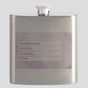 Topicality Flask
