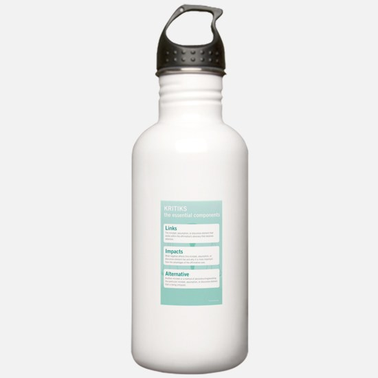 Kritiks Water Bottle