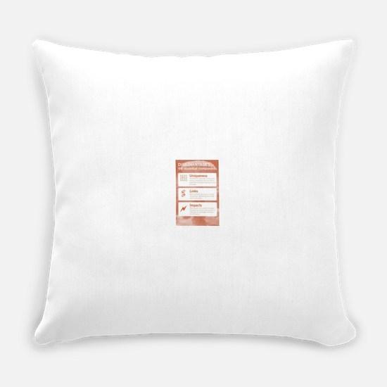 Disadvantages Everyday Pillow